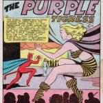Purple Tigress, The Complete Works