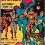 Marvel Comics Daring Mystery Men